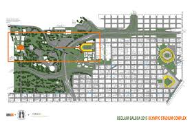 Balboa Park San Diego Map by Idea Reclaim Balboa 2015 De Bartolo Rimanic