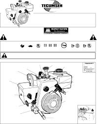 tecumseh snow blower hsk35 40 hssk50 user guide manualsonline com