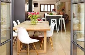 table de cuisine contemporaine table de cuisine contemporaine idées décoration intérieure