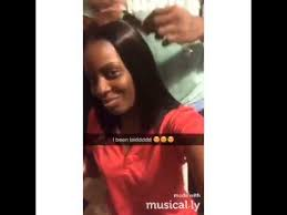 part down the middle hair style quick weave blunt bob part down the middle youtube