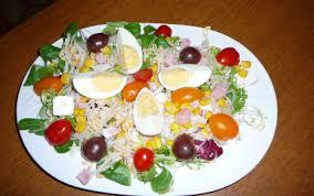 recettes de cuisine minceur recette ma salade minceur 750g