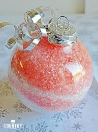 epsom salt gift ornaments the country cook