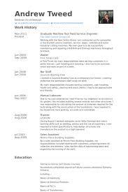Field Resume Templates Field Service Engineer Resume Sles Visualcv Resume Sles
