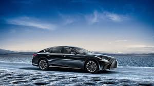 2018 lexus ls 500h debuts at geneva motor show the drive