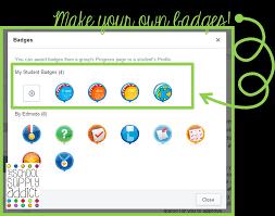 using edmodo badges for tracking student goals in kindergarten