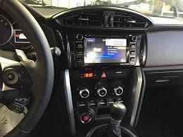 subaru brz interior 2017 subaru brz facelift leaked has sti concept bumper