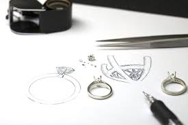 custom made jewellery melbourne remodelling process kalfin