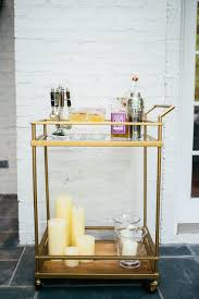 Host An End Of Summer Party Fashionable Hostess by Summer Time Cocktails Bar Cart Fashionable Hostess Fashionable