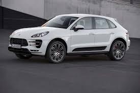 porsche white car 2015 porsche macan s macan turbo first test motor trend