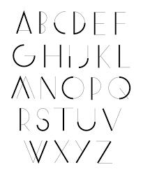 the 25 best art deco font ideas on pinterest art deco pattern