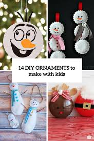 14 easiest diy ornaments to make with shelterness