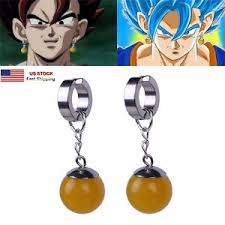 potara earrings z vegetto potara earring earrings
