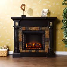 carrington wall or corner electric fireplace mantel package in
