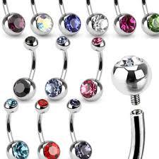 belly rings titanium images Unisex navel ring range buy navel rings and belly button rings jpg