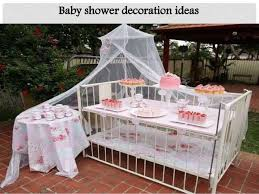 easy yet simples baby shower decoration ideas
