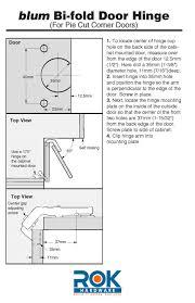 adjustingnet hinges blum degree clip top bi fold press in self