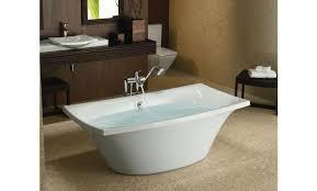 Acrylic Freestanding Bathtub Tubs Wonderful Kohler Freestanding Tub Cad Image Of Kohler