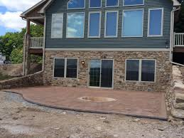 Dry Laid Patio by Dryhouse Stoneworks Fire Pit W Paver Patio And Dry Laid