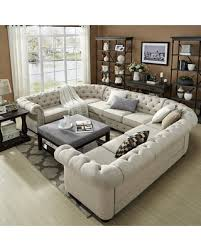 Chesterfield Sectional Sofa Shopping Season Is Upon Us Get This Deal On Mona 142