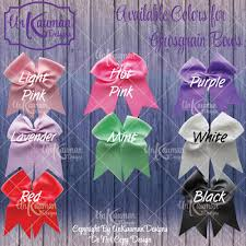 easter hair bows unkaumandesigns ribbon bow hair grosgrain