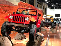 vw jeep again looking at here are the wildest and wackiest jeep wranglers of the 2017 sema