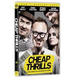 cheap thrills drafthouse cinedigm entertainment