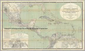 Mexico Wall Map Welcome To Historynyc Historical Maps Poster Books And Custom