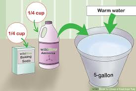 How To Get Soap Scum Off Bathtub 3 Ways To Clean A Cast Iron Tub Wikihow