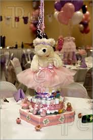 teddy centerpieces for baby shower teddy with tutus baby shower centerpieces baby shower