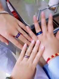 color changing heartbeat mood ring awesome nurses
