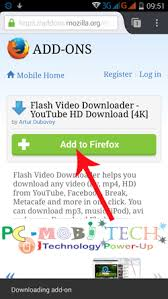 downloader android with firefox android pcmobitech