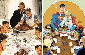 norman rockwell thanksgiving clip 55