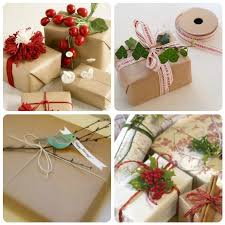 christmas gift packages christmas gift the paper package