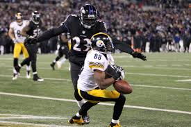 steelers thanksgiving ravens found a way to win due to steelers u0027 mistakes usa today