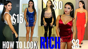 make cheap clothes look expensive make your wardrobe look