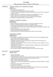 resume format sle for experienced glass 94 laborer resume objective exles sles free split 0 p sevte