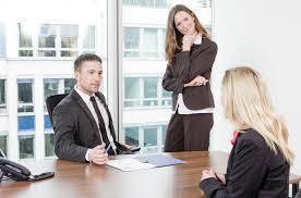 bewerbungsgespräche bewerbungsgespräche sollten im team geführt werden karriere