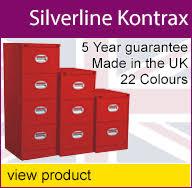 Silverline Filing Cabinet Filing Cabinets Office Furniture Online