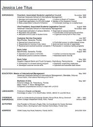 curriculum vitae for graduate application template curriculum vitae template graduate millbayventures com
