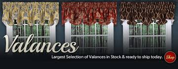 Swag Valances For Windows Designs Discount Curtains Valances Window Treatments Swags Galore
