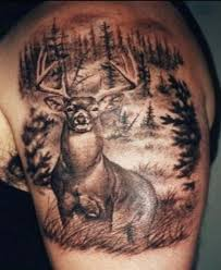 upper arm tattoos for girls 25 deer tattoos for men and women daddys deer antler