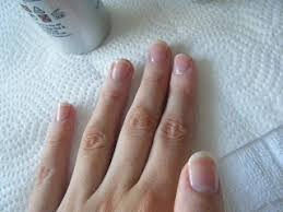 diy simple u v gel overlay nails at home series french manicure