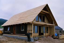 Aframe Homes Efficiency Swedish Timber Framed Homes Self Build Homes