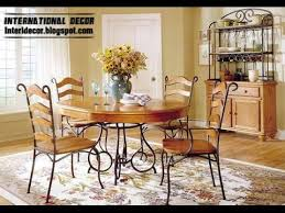 wrought iron dining room table indoor wrought iron dining room sets youtube