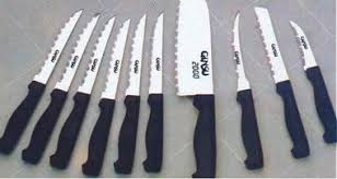ginsu kitchen knives infomercial pioneer barry becher of ginsu knives fame dies at 71