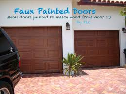 Faux Paint Garage Door - faux finishes in south florida faux painting company in fort
