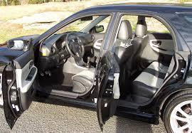 saabaru engine 2005 saab 92x review saab 9 2x road test