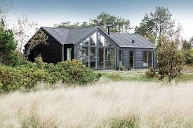 Exquisite Summer House With Danish Design By Skanlux - Danish home design
