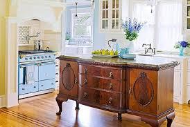 different ideas diy kitchen island 12 amazing repurposed diy kitchen island ideas