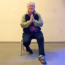Armchair Aerobics For Elderly Chair Aerobics Seniors Fitness Youthful Hearts